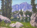 Gregory Hull - High Sierra Lake