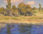 Gregory Hull - Edge of a Pond