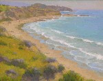 Gregory Hull - Crystal Cove Afternoon