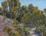Gregory Hull - Eucalyptus Woods