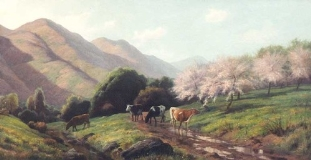 Gordon Coutts - Springtime in Marin