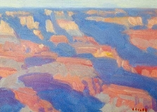 Gregory Hull - Grand Canyon Shadows