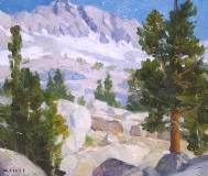 Gregory Hull - Thompson Range, Sierras