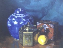 Gregory Hull - Tea and Lemon