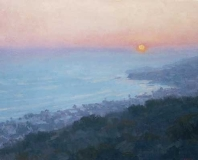 Gregory Hull - Sunset, Laguna