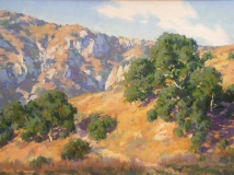 Gregory Hull - Big Bend, Laguna Canyon