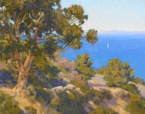 Gregory Hull - Catalina Blue