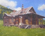 Gregory Hull - Old Cabin