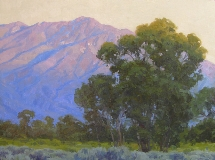 Gregory Hull - Owens Valley Dusk