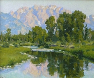 Gregory Hull - Snake River Morning