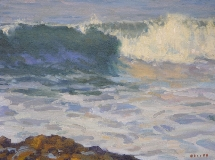 Gregory Hull - Reef Point Wave