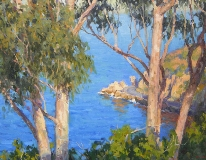 Gregory Hull - Lover's Cove, Catalina