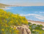 Gregory Hull - Daisies on the Cliff