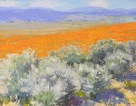 Gregory Hull - Poppies and Sage